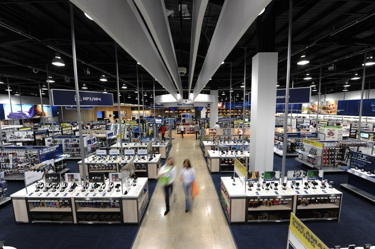 Best Buy posted better-than-expected (which is not to say good) earnings results this week, which was enough to cheer investors.
