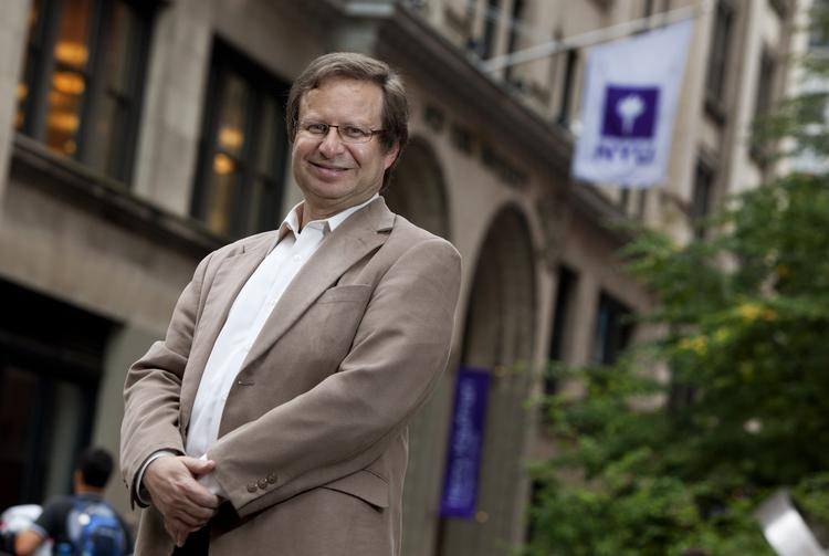 "NYU's Steven Koonin: ""We're not a typical academic department. We're aiming not just for relevance but impact. Universities have an obligation to step up and solve some of the problems that cities have."""