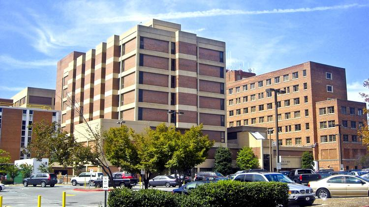 MedStar Georgetown University Hospital submits plans for new