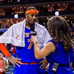 Meet Carmelo Anthony, venture capitalist