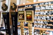 The new facility, located on the upper level, boasts a large selection of craft beers, including beverages from local breweries such Triple C and NoDa Brewing.