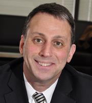 Peter Boeri, a small business relationship manager for KeyBank in Guilderland,  has been with bank for 10 years. He is 51.