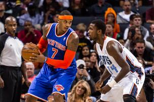 Knicks vs Bobcats Oct 2013 351