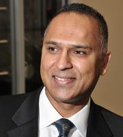 Sid Ramotar, 48, is vice president and manager of Key's branch in Schenectady. He has been employed with the bank for 7 years.