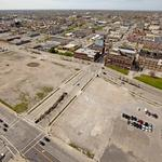 Park East land up for sale; city, county roll out marketing effort