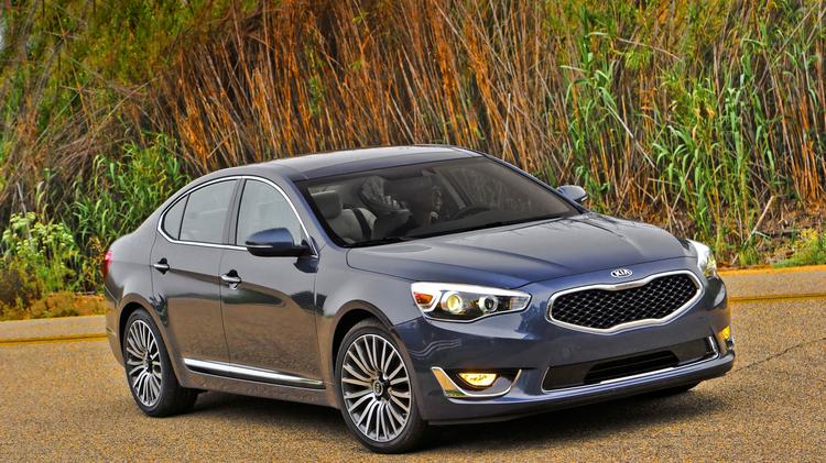 A supplier to Kia, whose Cadenza is shown here, will open a new plant in Alabama.