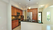 Prima Casa kitchen with Energy Star appliances.