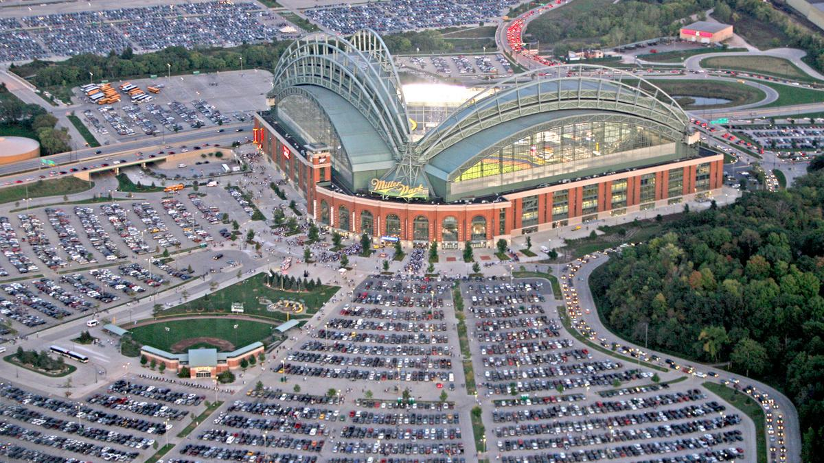 Miller Park Roof Aces Inspection No Major Repairs Needed