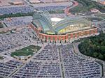 Miller Park roof aces inspection; no major repairs needed