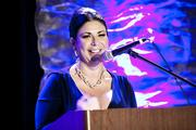 American Leadership Forum CEO Bonnie Ferreira speaks at the chapter's annual awards dinner on Nov. 6.