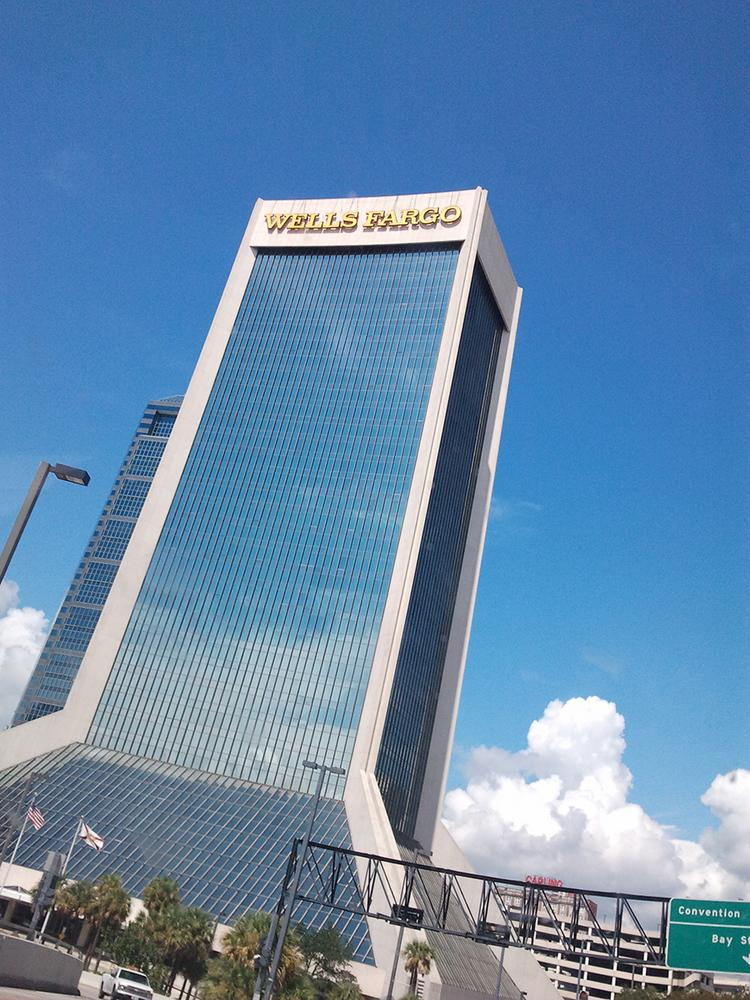 Wells Fargo Center In Downtown Jacksonville Sold To New