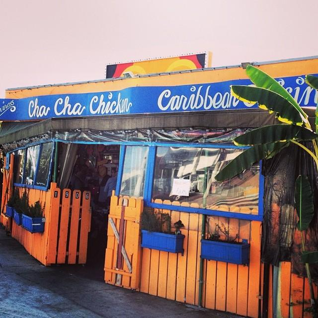 cha cha chicken hits the right spots for food atmosphere value