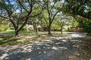 The Cottrell property is being sold at the value of the 2.21 acres of land in Old Preston Hollow.
