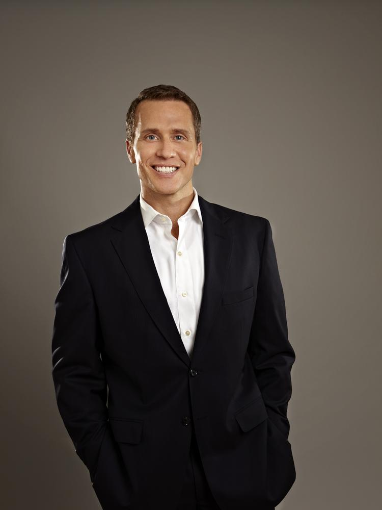 Eric Greitens, CEO of the Mission Continues