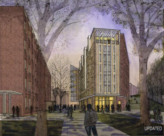 Georgetown University is planning to develop a 225-bed residence hall on campus as part of a larger plan to increase on-campus housing options for its undergraduate students.