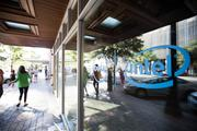 Dell Inc.'s downtown pop-up store will begin operating in time for Formula 1 weekend.