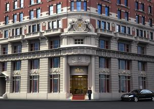 AKA Wall Street, a luxury extended stay hotel, is being funded in part through crowdfunding.