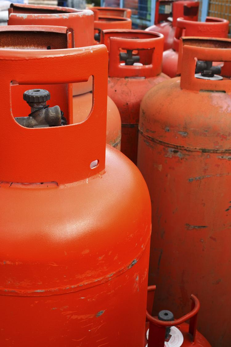 A propane shortage in other parts of the country prompted Texas to issue an emergency declaration so trucks could tap into the state's supply.