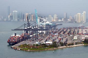 Army Corps announces PortMiami dredging contractor