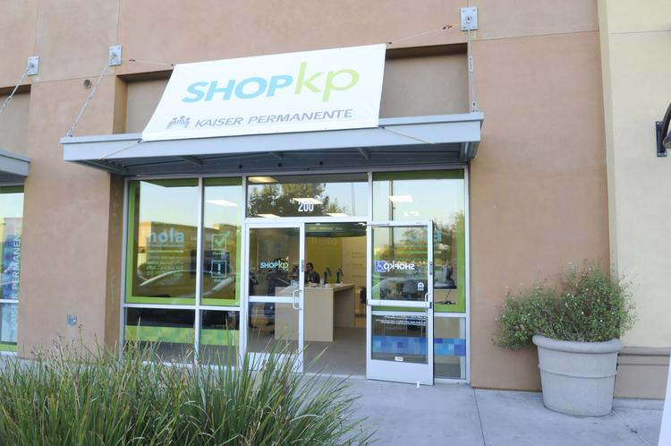 Kaiser Permanente has storefronts in shopping centers to boost sign-ups for its health plans inside Covered California and on the regular health insurance market. Kaiser, already the dominant health plan in the Sacramento region, tops local enrollment in Covered California so far.
