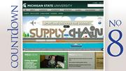 Michigan State University Rank: 294 Cost of a degree:  $93,780 30-year return on investment: $698,300