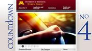 University of Minnesota Rank: 174 Cost of a degree:  $97,760 30-year return on investment: $825,900