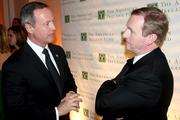 Maryland Gov. Martin O'Malley, left, and Enda Kelly, Ireland's prime minister, attend American Ireland Fund's 21st annual gala at the National Building Museum in D.C. on March 18.