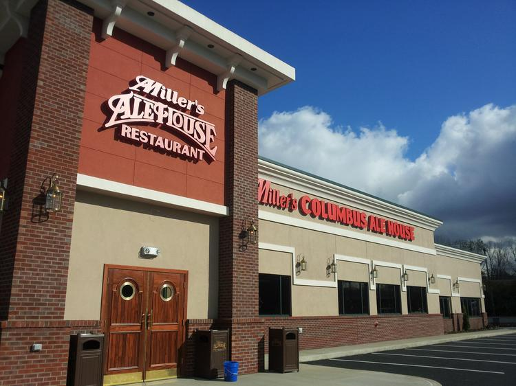 Miller's Ale House is opening at 1201 Olentangy River Road Nov. 18.