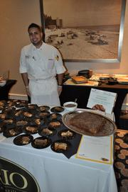 Chef Julio Chavez from Brio Tuscan Grille
