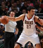 <strong>Zaza</strong> <strong>Pachulia</strong> negotiating to buy Bucks' old Bradley Center floor