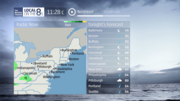 The Weather Channel recast itself Tuesday with new branding, new Local on the 8s, new graphics and sonic IDs, always-on local weather information and a new set for live programming.