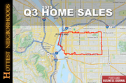 6. Where are Portland's hottest neighborhoods? (Q3 2013)  Another report from our quarterly look at Portland's residential housing market. This gallery looked at the ZIP codes that saw the most home sales in the third quarter.