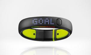 The Nike+ FuelBand SE, which encourages wearers to earn points based on activity, is one example of wearable technology.