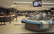 Office Depot's headquarters has a cafeteria.