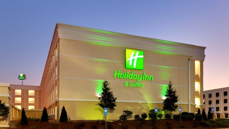 The Holiday Inn Atlanta Airport-North in Georgia. The Forza Group wants to build an eight-story Holiday Inn in downtown Pittsburgh.