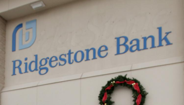 Ridgestone Bank of Brookfield is the top lender in Illinois and the third-largest lender in Wisconsin of U.S. Small Business Administration loans.