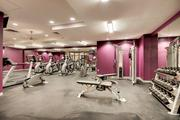 The Soo Line Building City Apartments fitness center