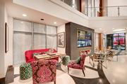 The Soo Line Building City Apartments lobby has a 24/7 concierge for residents.
