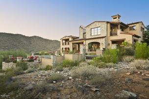 Built in 2009, the 7,232-square-foot home features five bedrooms and seven bathrooms.