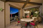 The property includes a 700-square-foot casita.