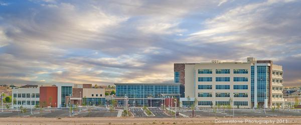 The Presbyterian Rust Medical Center has been recognized by Healthcare Design magazine.