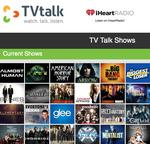 Clear Channel's iHeartRadio shows some love to TVtalk
