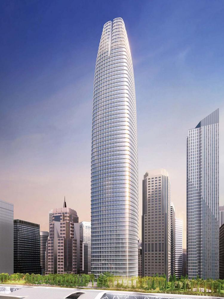 Will Salesforce.com end up at Transbay Tower?