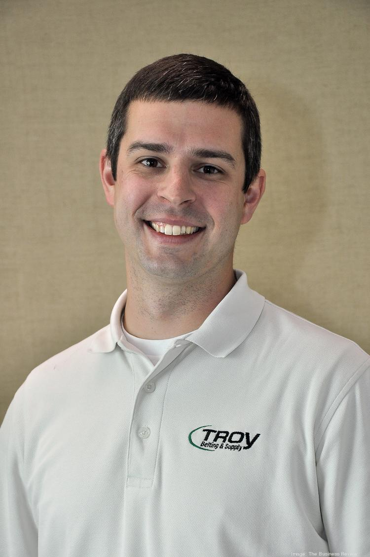 Jason Smith, president and CEO of Troy Industrial Solutions in Watervliet, NY, is making the first acquisition in the company's 150-year history. Troy Industrial is buying a motor shop in Connecticut.