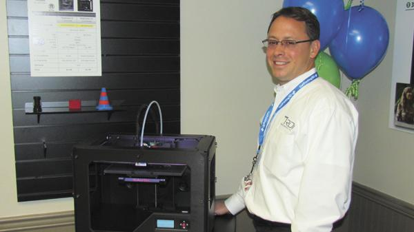 Ben Staub is the owner of GetPrinting3D.