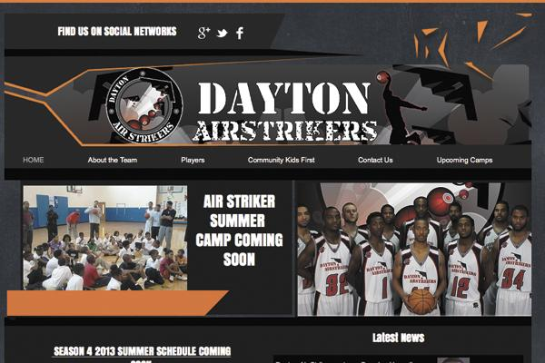 Rebound?: The Dayton Air Strikers did not play in the past season.