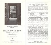 A brochure from 1928