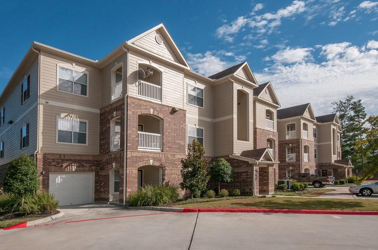 Carrington at Champion Forest is a 284-unit property in the Champions submarket with average monthly rents of $1,016.
