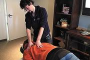 Mid-day massage: Once a month, the Matrix Cos., based in Queensgate, brings in a massage therapist and offers free 15-minute sessions for every employee.