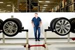 Inside look at Tesla's factory: Robots, workers cooperate to build Model S sedans